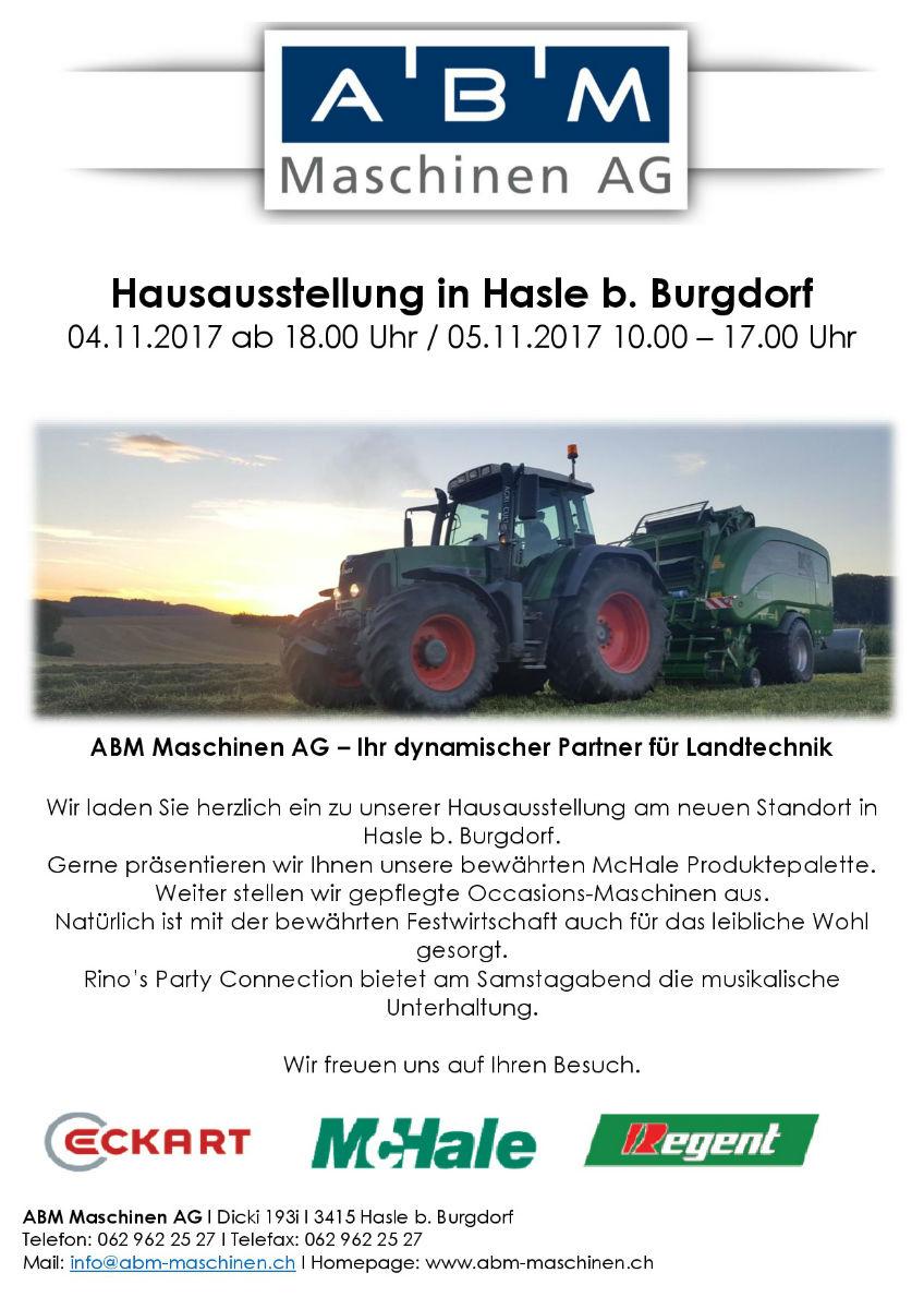 Hausausstellung ABM