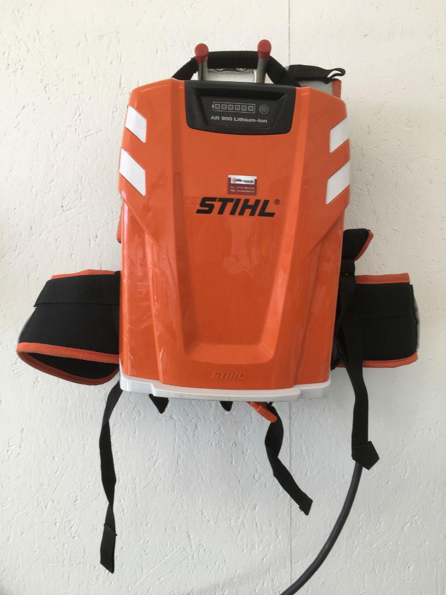 Stihl Akku-Rückentraggestell AR 900_vorne